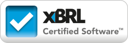 Proof that ABZ Reporting GmbH produces XBRL Certified Software